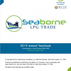 Seaborne LPG Trade Yearbook 2019